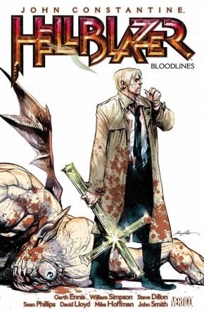 HELLBLAZER VOLUME 6 BLOODLINES GRAPHIC NOVEL