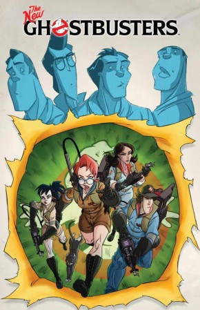 GHOSTBUSTERS VOLUME 5 NEW GHOSTBUSTERS GRAPHIC NOVEL