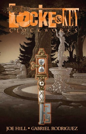 LOCKE AND KEY VOLUME 5 CLOCKWORKS GRAPHIC NOVEL