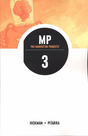 THE MANHATTAN PROJECTS VOLUME 3 BUILDING GRAPHIC NOVEL