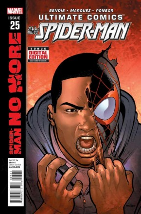 ULTIMATE COMICS SPIDER-MAN #25 (2011 SERIES)