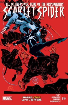 SCARLET SPIDER #19 (2012 SERIES)