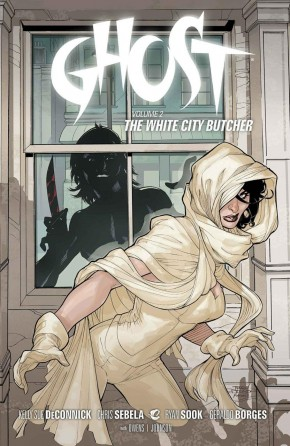 GHOST VOLUME 2 WHITE CITY BUTCHER GRAPHIC NOVEL
