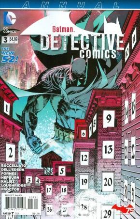 DETECTIVE COMICS ANNUAL #3 (2011 SERIES)