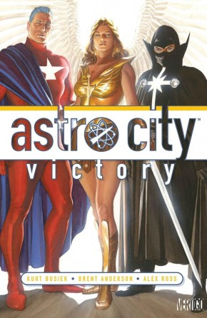 ASTRO CITY VICTORY HARDCOVER