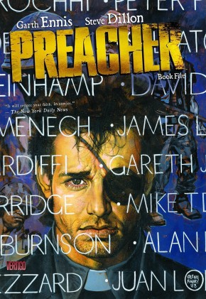 PREACHER BOOK 5 GRAPHIC NOVEL