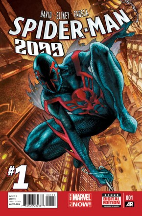SPIDER-MAN 2099 #1 (2014 SERIES)