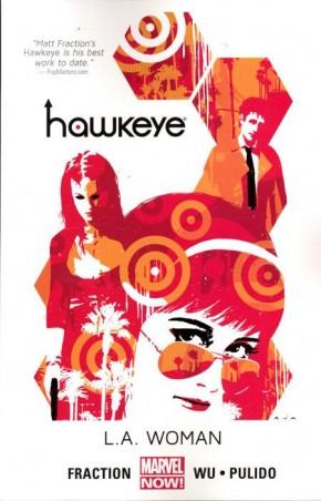 HAWKEYE VOLUME 3 LA WOMAN GRAPHIC NOVEL