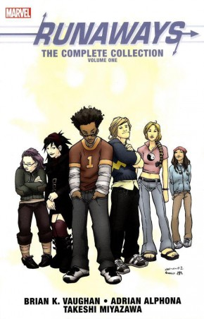RUNAWAYS COMPLETE COLLECTION VOLUME 1 GRAPHIC NOVEL
