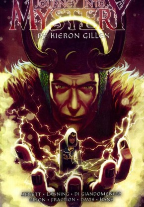 JOURNEY INTO MYSTERY BY KIERON GILLEN VOLUME 2 COMPLETE COLLECTION GRAPHIC NOVEL