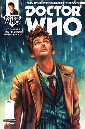 DOCTOR WHO 10TH DOCTOR #2 (2014 SERIES)
