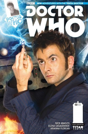 DOCTOR WHO 10TH DOCTOR #2 (2014 SERIES) SUBSCRIPTION VARIANT