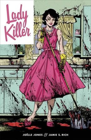 LADY KILLER VOLUME 1 GRAPHIC NOVEL