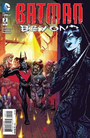 BATMAN BEYOND #2 (2015 SERIES)