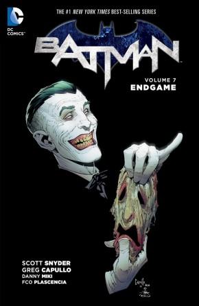 BATMAN VOLUME 7 ENDGAME HARDCOVER