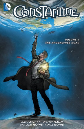 CONSTANTINE VOLUME 4 THE APOCALYPSE ROAD GRAPHIC NOVEL
