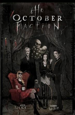OCTOBER FACTION VOLUME 1 GRAPHIC NOVEL