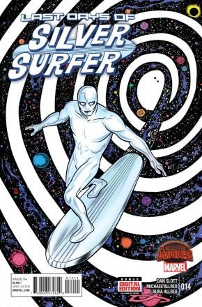 SILVER SURFER #14 (2014 SERIES)