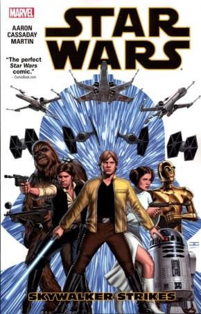 STAR WARS VOLUME 1 SKYWALKER STRIKES GRAPHIC NOVEL