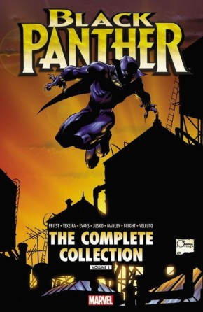 BLACK PANTHER BY PRIEST VOLUME 1 COMPLETE COLLECTION GRAPHIC NOVEL