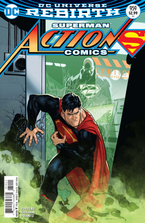 ACTION COMICS #959 VARIANT COVER