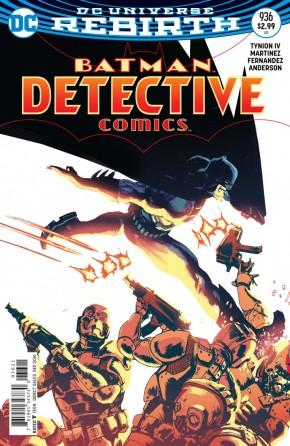 DETECTIVE COMICS #936 (2016 SERIES) VARIANT COVER