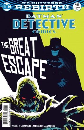 DETECTIVE COMICS #937 (2016 SERIES) VARIANT EDITION