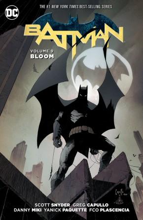 BATMAN VOLUME 9 BLOOM HARDCOVER