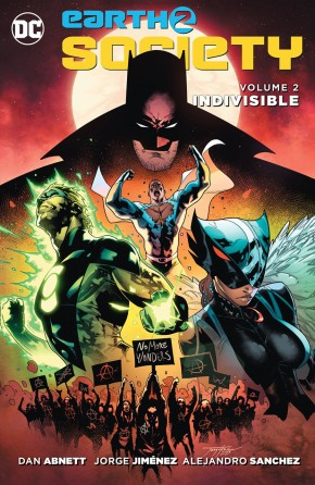 EARTH 2 SOCIETY VOLUME 2 INDIVISIBLE GRAPHIC NOVEL