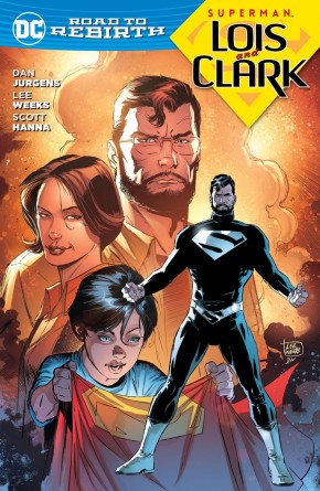SUPERMAN LOIS AND CLARK GRAPHIC NOVEL