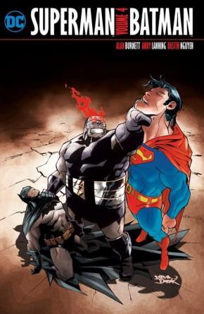 SUPERMAN BATMAN VOLUME 4 GRAPHIC NOVEL