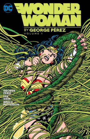 WONDER WOMAN BY GEORGE PEREZ VOLUME 1 GRAPHIC NOVEL