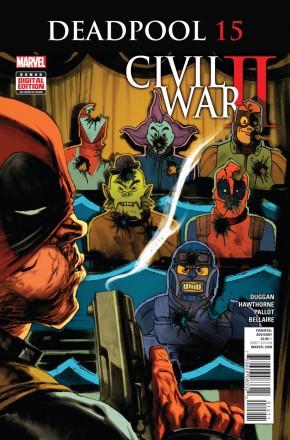 Deadpool Volume 5 #15