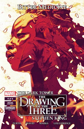 DARK TOWER THE DRAWING OF THE THREE BITTER MEDICINE #4