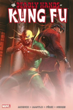 DEADLY HANDS OF KUNG FU OMNIBUS VOLUME 1 HARDCOVER (DELLOTTO COVER)