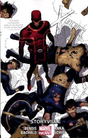 UNCANNY X-MEN VOLUME 6 STORYVILLE GRAPHIC NOVEL