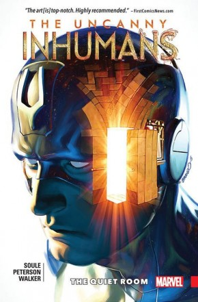 UNCANNY INHUMANS VOLUME 2 THE QUIET ROOM GRAPHIC NOVEL
