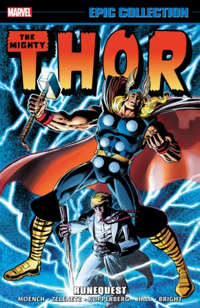THOR EPIC COLLECTION RUNEQUEST GRAPHIC NOVEL