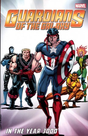 GUARDIANS OF THE GALAXY CLASSIC VOLUME 1 IN THE YEAR 3000 GRAPHIC NOVEL
