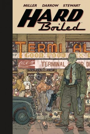 HARD BOILED HARDCOVER (2ND EDITION)