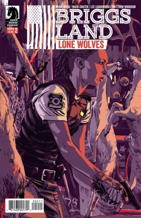 BRIGGS LAND LONE WOLVES #2