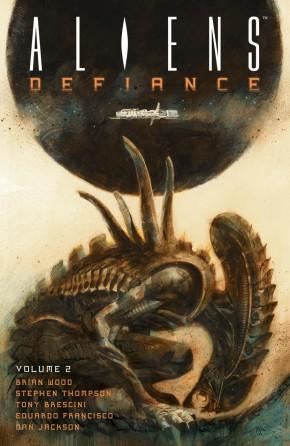 ALIENS DEFIANCE VOLUME 2 GRAPHIC NOVEL