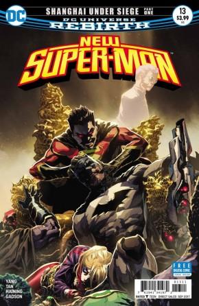 NEW SUPER MAN #13