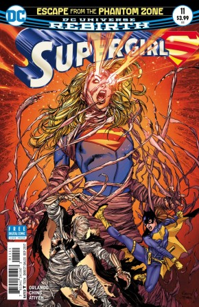 SUPERGIRL #11 (2016 SERIES)
