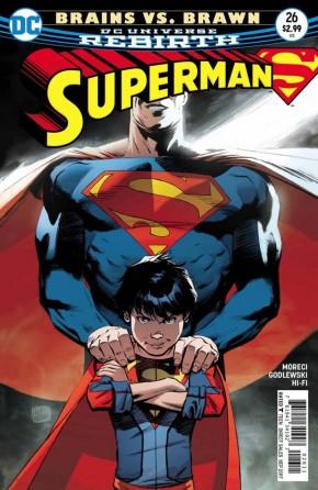 SUPERMAN #26 (2016 SERIES)