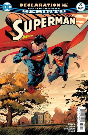 SUPERMAN #27 (2016 SERIES)