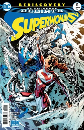SUPERWOMAN #12 (2016 SERIES)