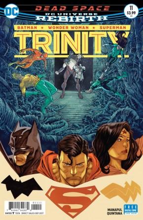 TRINITY #11 (2016 SERIES)
