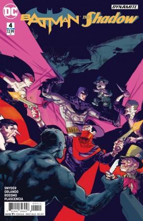 BATMAN THE SHADOW #4