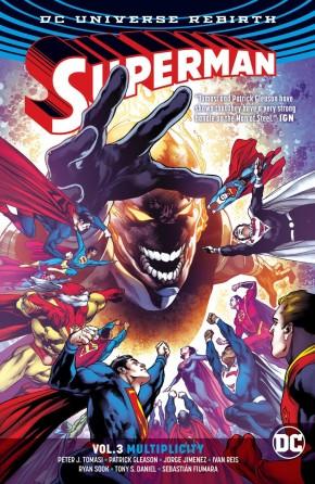 SUPERMAN VOLUME 3 MULTIPLICITY GRAPHIC NOVEL